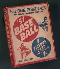 A Brief History Of Baseball Cards