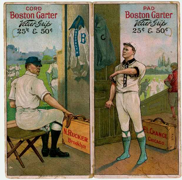 1912 Boston Garter Image1001